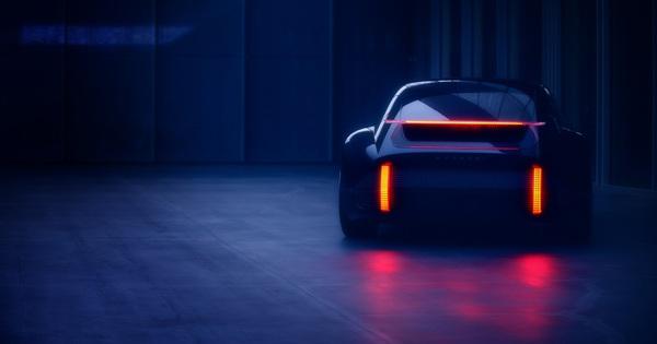 Hyundai tiếp tục nhá hàng xe mới toanh, lần này là sedan thể thao
