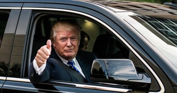 Donald Trump muốn đưa Quái Thú The Beast lên đường đua – Tổng thống Mỹ đầu tiên làm chuyện này