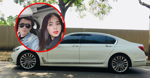 """Ông xã """"thánh nữ cover"""" Hương Ly bán BMW 7-Series giá hơn 2,7 tỷ đồng, tâm sự: """"Từng đăng bài rồi xoá vì tiếc xe"""""""