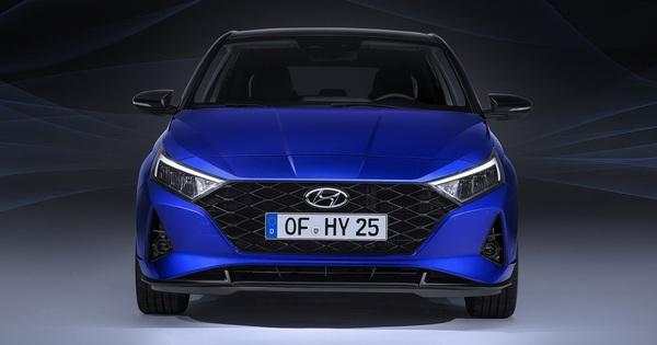 Công bố hàng loạt thông số Hyundai i20 mới – Áp lực lên Toyota Yaris
