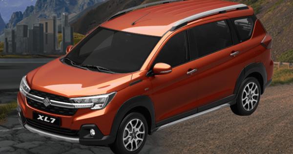 Suzuki XL7 tung ảnh full chi tiết: MPV sắp bán tại Việt Nam đấu Xpander, giá dự kiến 580 triệu đồng