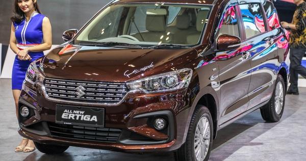 Ertiga của… Toyota sẽ được lắp ráp từ năm sau