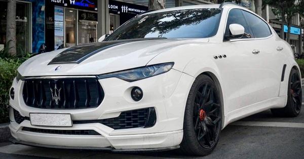 Mua xe 7 tỷ, độ 1 tỷ và bán lại hơn 4 tỷ: Maserati Levante độ Novitec độc nhất Việt Nam gây sốt