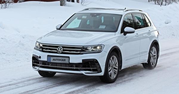 Volkswagen Tiguan R sắp ra mắt, có thể dùng động cơ Audi để vượt trội Honda CR-V
