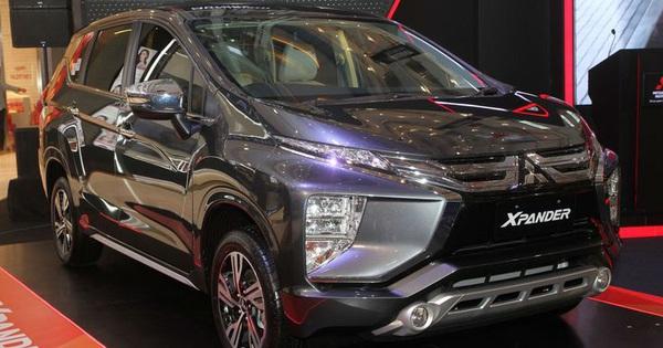 Mitsubishi Xpander 2020 chính thức ra mắt: Nâng cấp ngoại hình, đèn pha mới, thêm cảm biến lùi