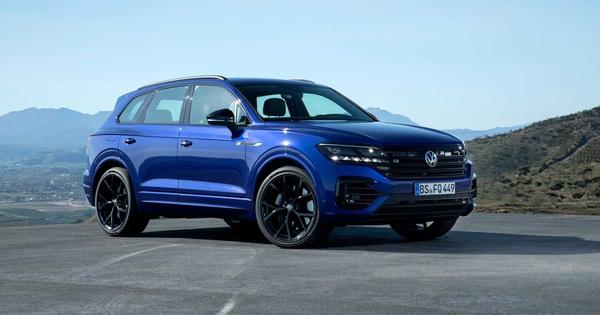 Ra mắt Volkswagen Touareg R – Bản hiệu suất cao của SUV 5 chỗ đang bán ở Việt Nam