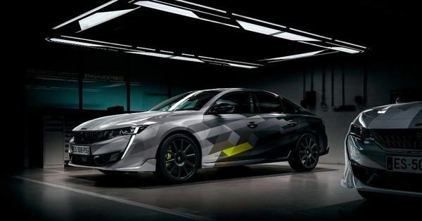 Trình diện Peugeot 508 Sport Engineered – Sẵn sàng mở bán đấu Toyota Camry TRD