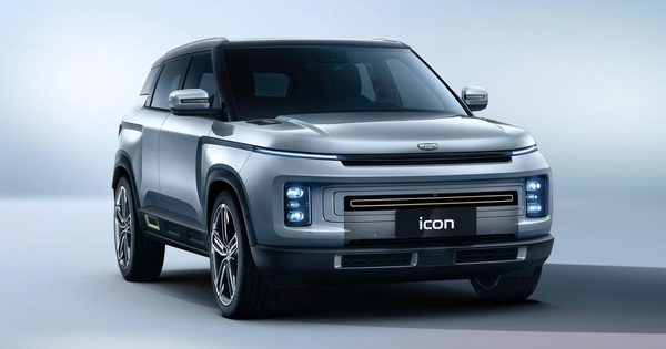 Hãng xe Trung Quốc Geely mở bán SUV Icon đẹp như Volvo, bảo vệ người dùng khỏi Corona, giá rẻ bèo từ 16.500 USD