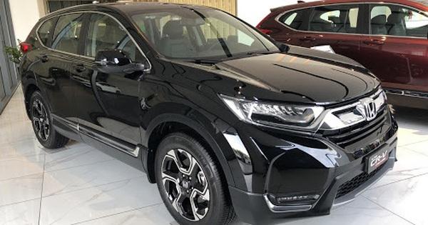 Honda CR-V 2021 chuẩn bị ra mắt, giá xe đời cũ bất ngờ tăng trở lại vì nhiều người Việt chuộng xe nhập