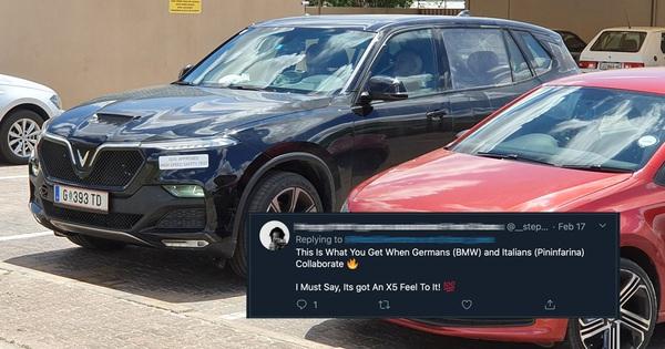 Người dân Nam Phi tóm gọn VinFast Lux SA chạy thử với vài điểm kỳ lạ: Đây là sự kết hợp giữa người Đức và người Ý, cảm giác như BMW X5