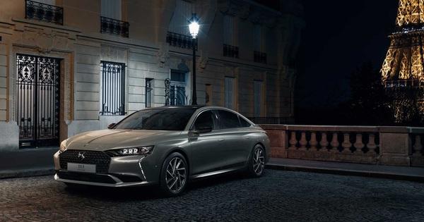 DS 9 – Canh bạc của xe Pháp đấu BMW 5-Series, Mercedes-Benz E-Class và Audi A6