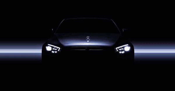 Mercedes-Benz lại nhá hàng E-Class mới, có thể lùi ngày ra mắt