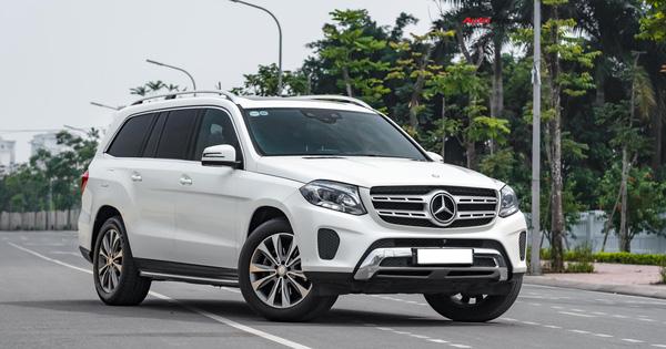 Thế hệ mới sắp ra mắt, Mercedes-Benz GLS bản cũ chạy lướt xuống giá rẻ ngang đàn em GLE