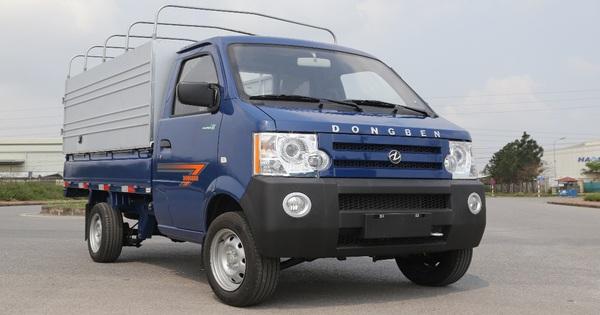 Xe tải nhỏ Dongben DB1021 và 10 năm trau chuốt một sản phẩm