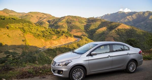 Suzuki Ciaz sắp có phiên bản mới tại Việt Nam