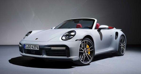 Porsche 911 Turbo S 2021 có giá bán cao nhất 16,02 tỷ đồng tại Việt Nam
