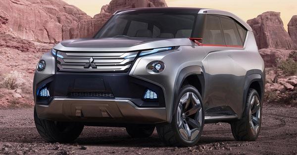 Mitsubishi Pajero chuẩn bị được hồi sinh với kiểu dáng học hỏi từ mẫu MPV ăn khách Xpander