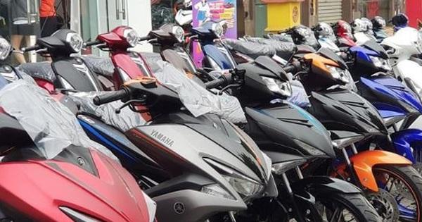 """Nhu cầu mua xe mới giảm sút, Honda, Yamaha, Piaggio… có thể """"gặp khó"""" ở Việt Nam"""
