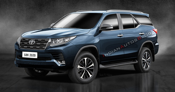 Toyota Fortuner 2021 chuẩn bị ra mắt: Đẹp như Land Cruiser, đe doạ Ford Everest và Mitsubishi Pajero Sport