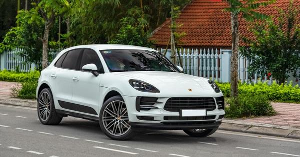 """Sau chỉ 6.000 km, Porsche Macan 2020 được đại gia Việt rao bán với giá """"rẻ hơn 500 triệu đồng"""""""