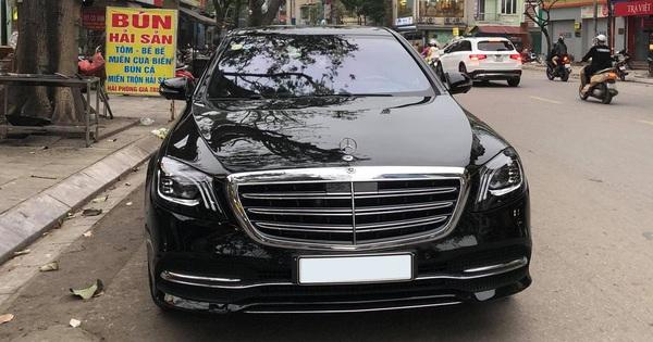Mới chạy 6.500 km, đại gia Việt bám Mercedes-Benz S 450 Luxury với giá rẻ hơn 1 tỷ đồng