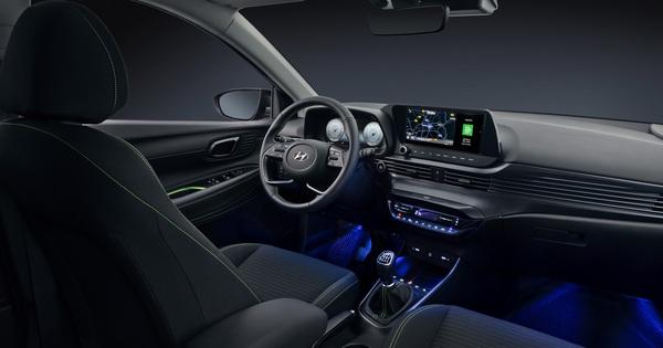 Hyundai i20 hoàn toàn mới khoe trọn nội thất – Khi xe Hàn đã chơi option còn thực dụng