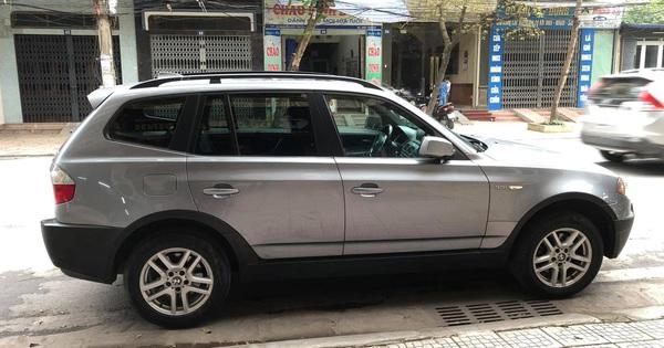 Qua thời đỉnh cao, BMW X3 nhập Mỹ rao bán với giá rẻ ngang 2 chiếc Honda SH
