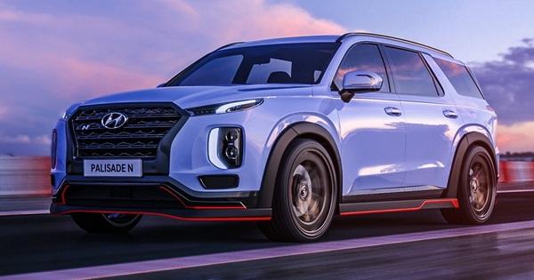 Hyundai Palisade hiệu suất cao đấu Ford Explorer ST: Đẹp mê hồn