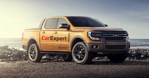 Lộ thêm thông tin về Ford Ranger đời mới: Dùng hệ truyền động chưa bao giờ có trên xe Ford trước nay