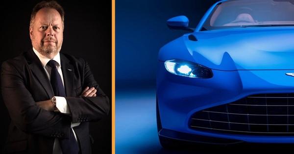 Aston Martin trảm tướng, lấy người từ Mercedes-AMG