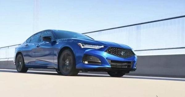 Đây là Acura TLX 2021 – Xe sang Nhật Bản trở lại đấu Mercedes-Benz C-Class, BMW 3-Series và Audi A4