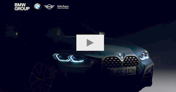 BMW lỡ tay để lộ hình hài 4-Series: Chính là 3-Series cách điệu với tản nhiệt khổng lồ