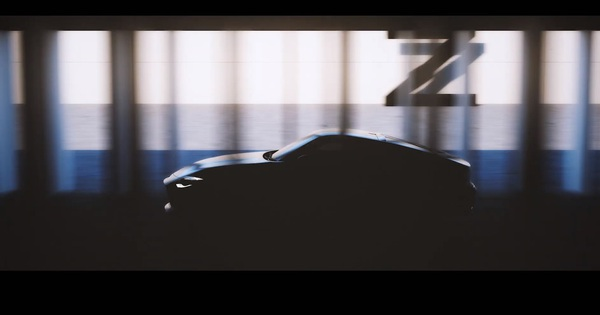 """Nissan """"nhá hàng"""" xe thể thao Z đời mới: Thiết kế được nhiều người mong chờ cuối cùng cũng dần lộ diện"""