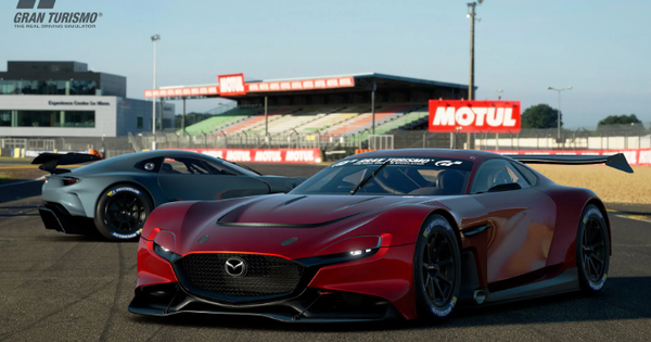 Gran Turismo Sport cập nhật Mazda RX-Vision GT3 cho game đua xe