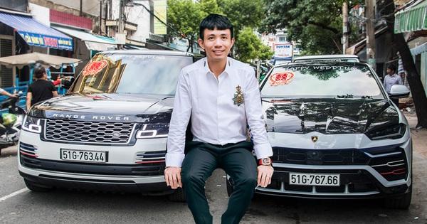 Minh nhựa chia tay thêm Range Rover Autobiography từng đưa dâu con gái sau khi bán Lamborghini Urus