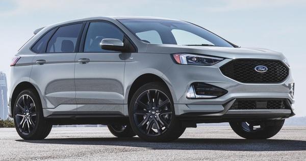 Ngắm nhìn Ford Edge ST-Line 2020