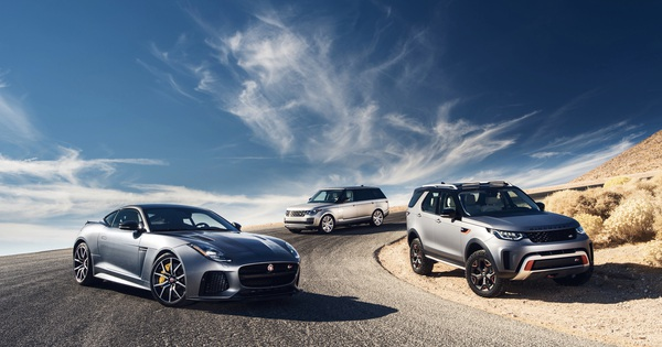 Jaguar Land Rover – người khổng lồ chân cao chân thấp