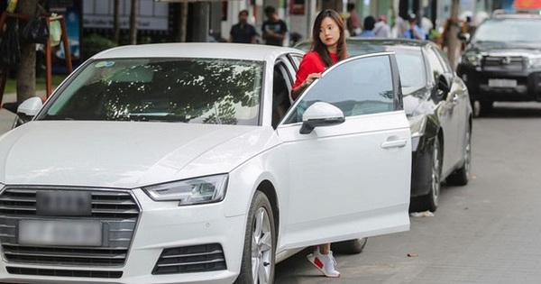 """Vừa """"kể khổ"""" không lâu, Midu đã rao bán Audi A4 với giá gần 1,3 tỷ đồng"""