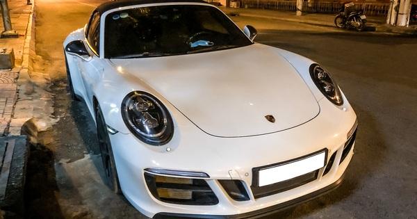 Porsche 911 Targa 4 GTS độc nhất Việt Nam của đại gia Đà Lạt tái xuất trên đường phố Sài Gòn sau nửa năm vắng bóng