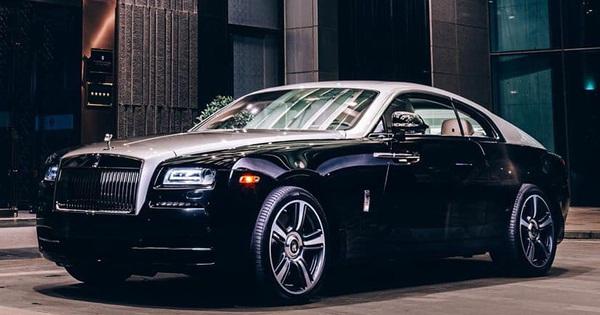 """Thêm Rolls-Royce Wraith về Việt Nam: Năm sản xuất và giá """"rẻ"""" bất ngờ"""