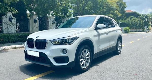 Chào BMW X1 giá ngang Mazda CX-5 2020, người bán chia sẻ: Rẻ hơn mua mới 800 triệu đồng