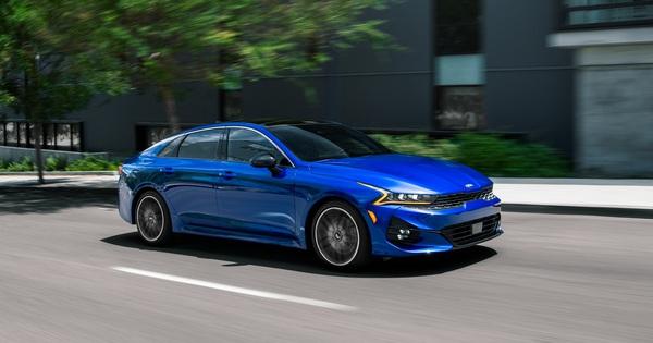 Kia Optima chính thức chào bán phiên bản quốc tế thế hệ mới, đổi tên rộng rãi thành K5