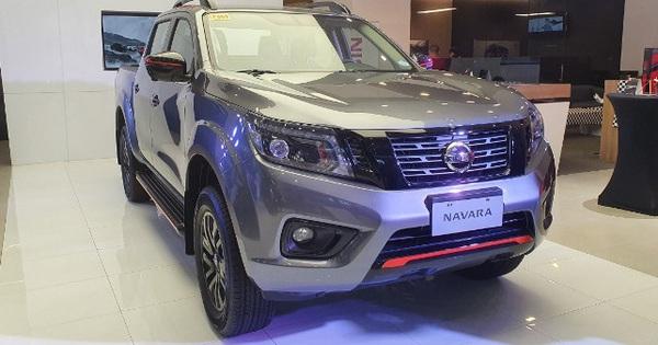 Nissan Navara bản đặc biệt siêu giới hạn về Việt Nam, giá dự kiến 845 triệu đồng