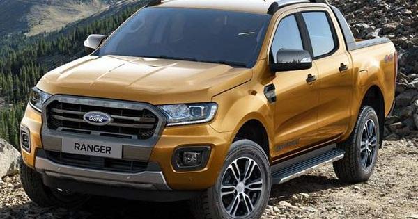 Ăn khách tại Việt Nam nhưng Ford Ranger lại thất thế trên đất Mỹ do người dân chuộng Toyota