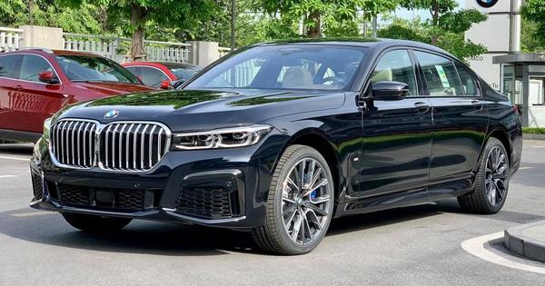 Hàng độc BMW 740Li M Sport 2020 về Việt Nam với option siêu dị
