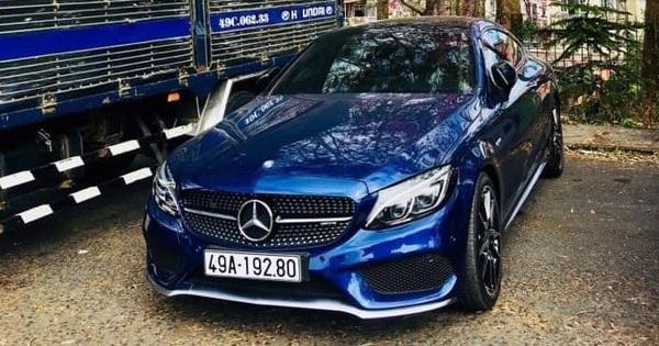 Hàng hiếm Mercedes-AMG C 43 bán lại giá hơn 2,7 tỷ đồng cho người mê tốc độ