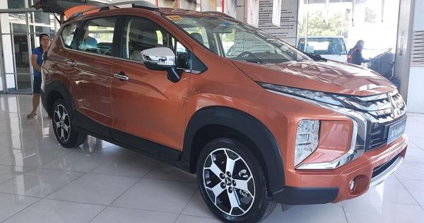 Mitsubishi Xpander Cross lộ diện cận kề ngày ra mắt tại Việt Nam, khách đặt sớm có ưu đãi