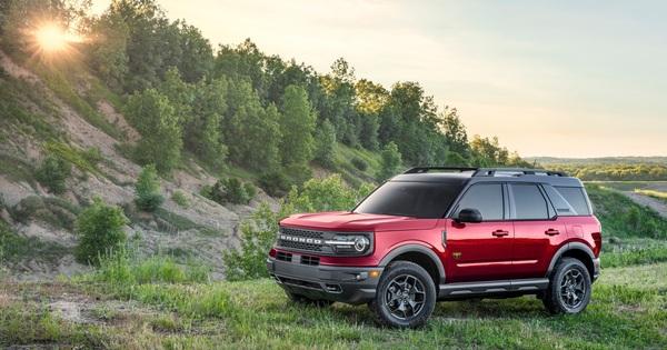 Ford Bronco Sport: Cỡ nhỏ nhưng sức không nhỏ