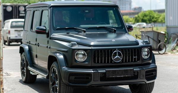 Chi tiết Mercedes-AMG G63 với gói độ địa hình có giá hơn 12 tỷ đầu tiên tại Việt Nam