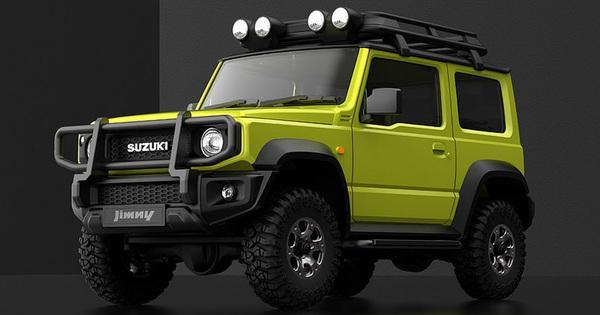 Đại gia điện tử Trung Quốc Xiaomi làm… Suzuki Jimny